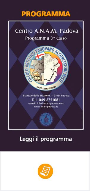 Programma 3° Corso