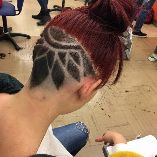 28 novembre Hair Tatoo