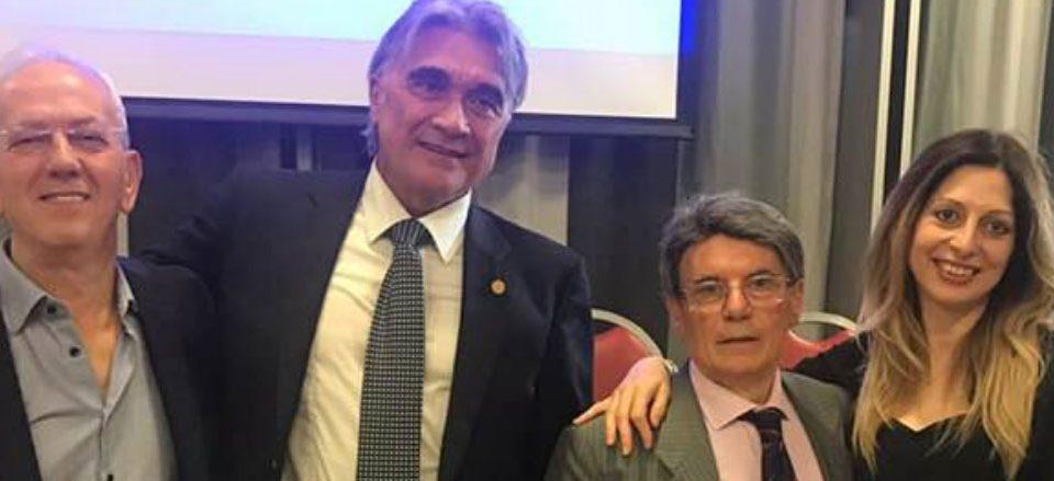 Lino Fabbian Presidente A.N.A.M.