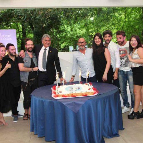 La Torta - Chiusura Anno Accedemico ANAM 2018